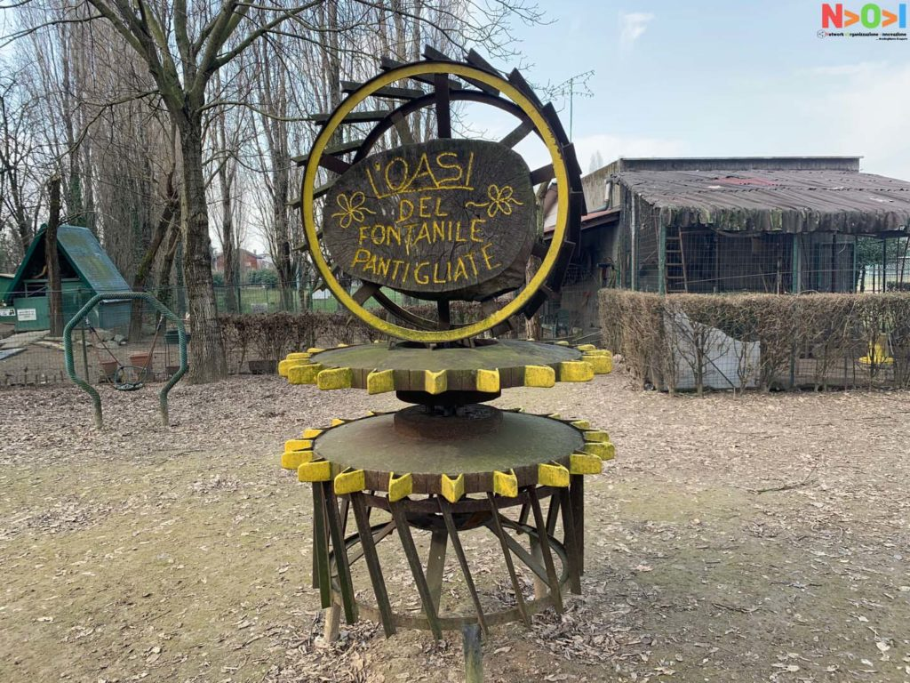 Oasi dei Fontanili - Pantigliate